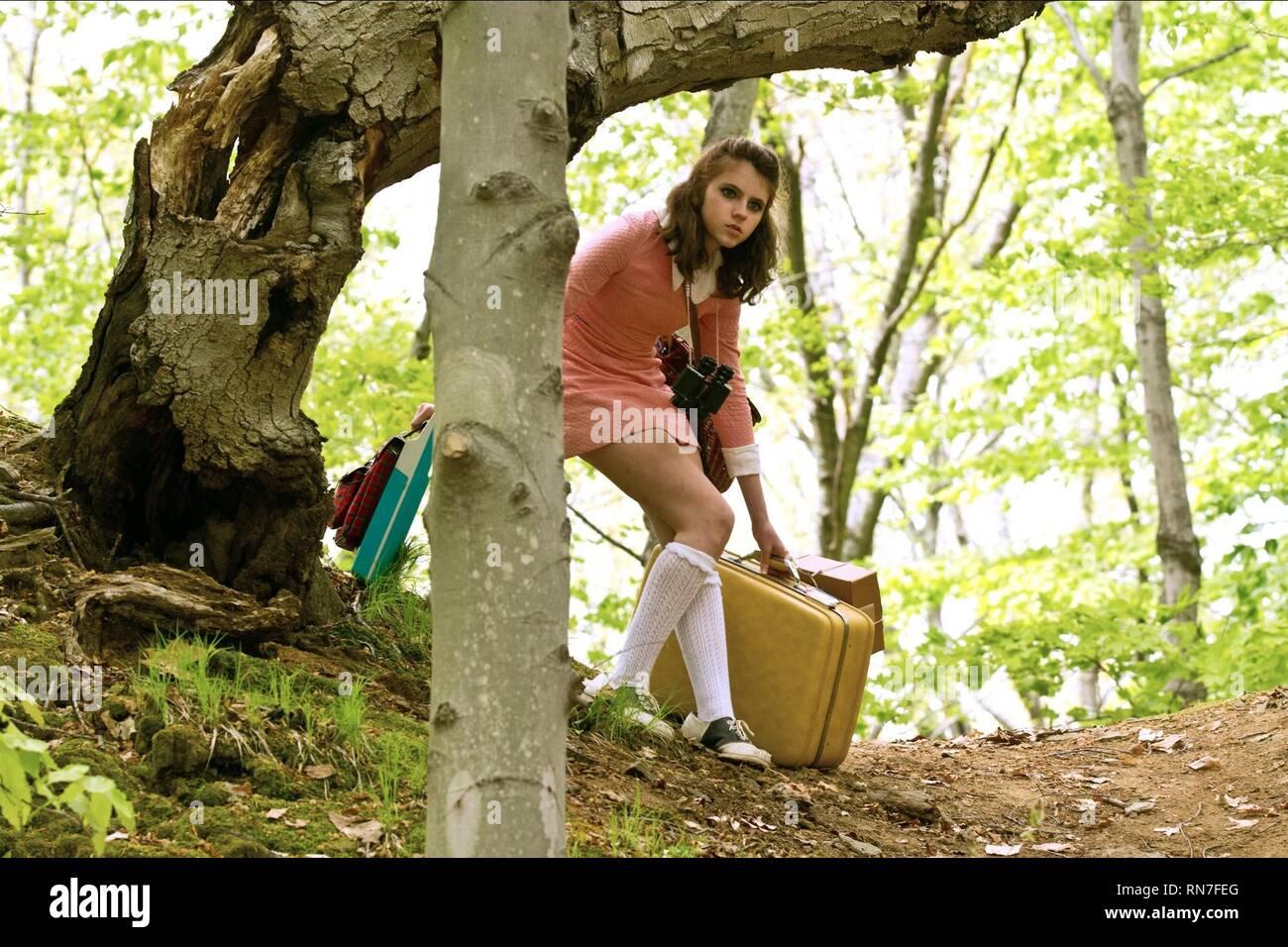 KARA HAYWARD, MOONRISE KINGDOM, 2012 - Stock Image