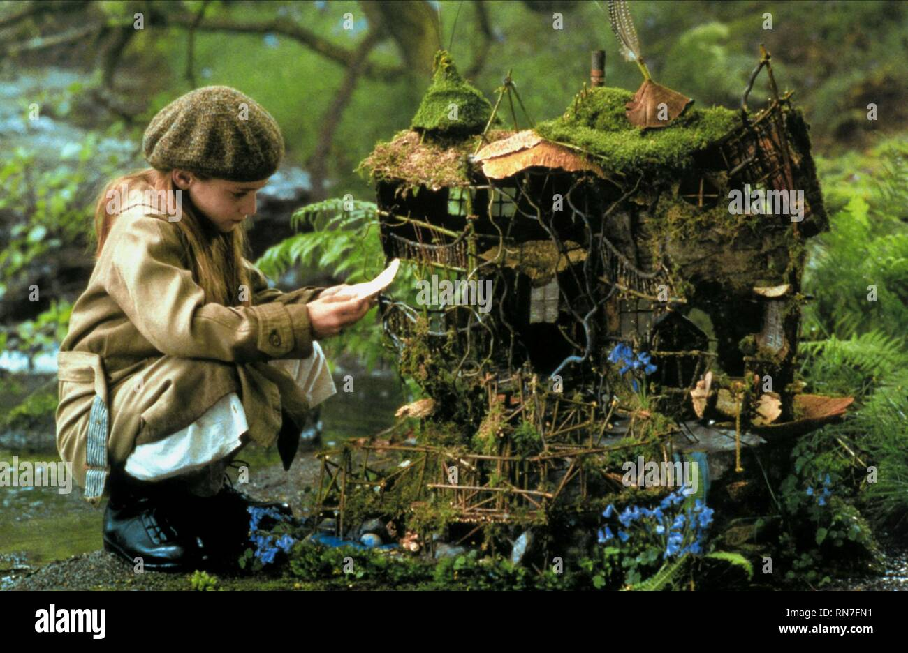 FLORENCE HOATH, FAIRYTALE: A TRUE STORY, 1997 - Stock Image
