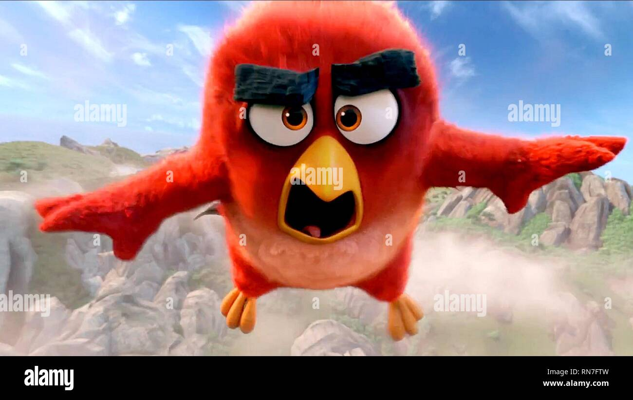 Angry Birds Movie High Resolution Stock Photography And Images Alamy