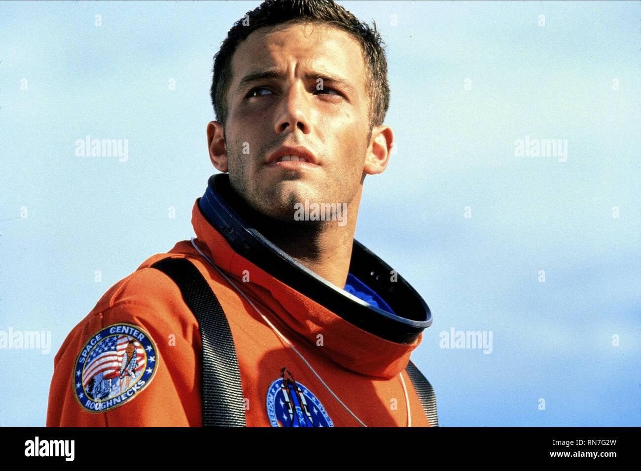BEN AFFLECK, ARMAGEDDON, 1998 - Stock Image