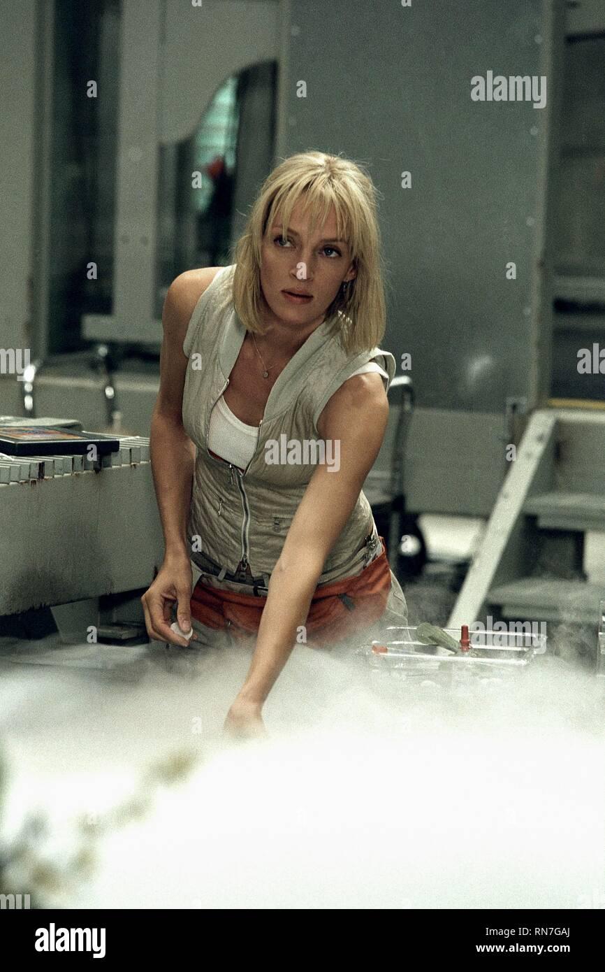 UMA THURMAN, PAYCHECK, 2003 Stock Photo: 236809066 - Alamy