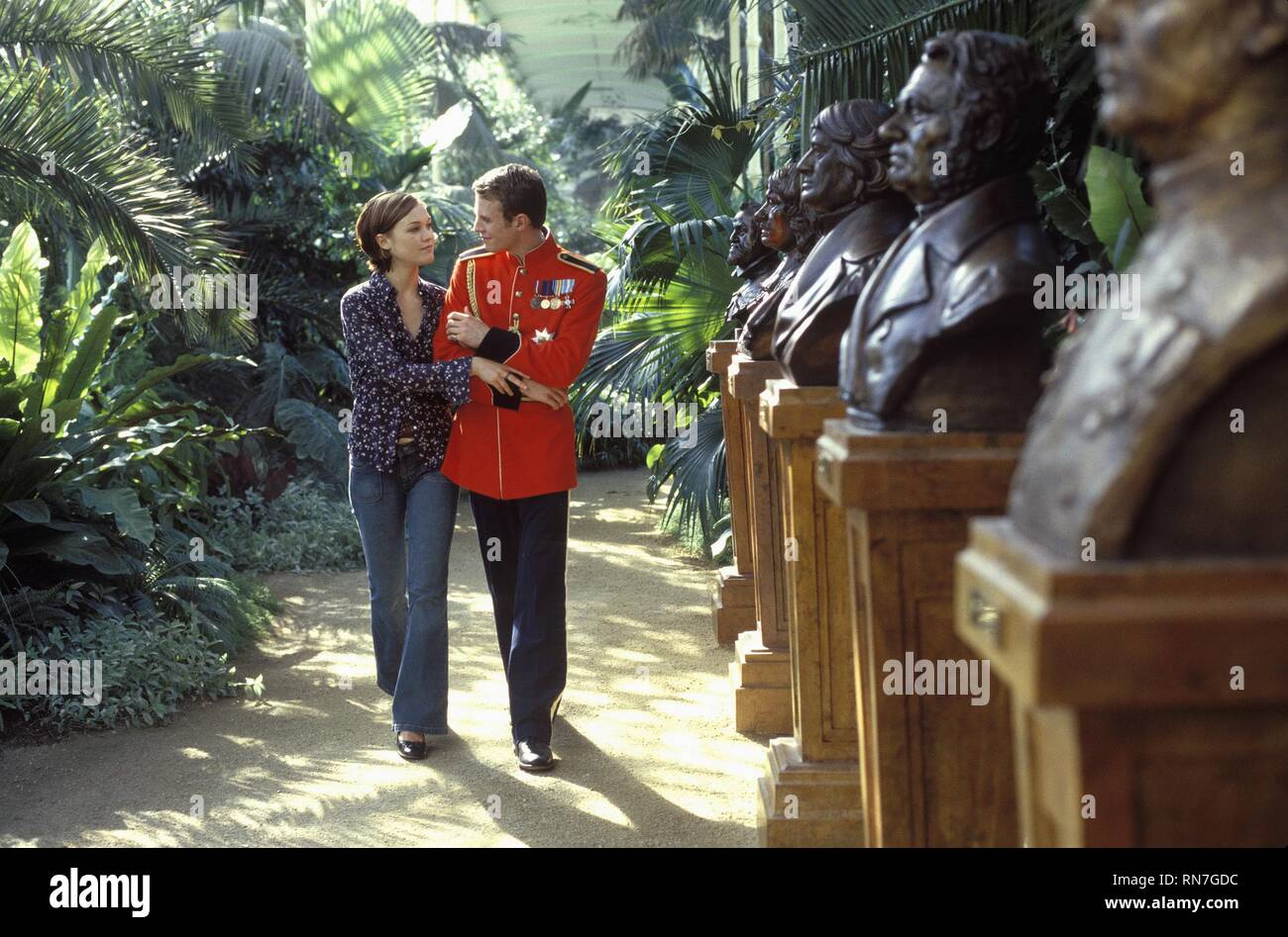 STILES,MABLY, THE PRINCE and ME, 2004 - Stock Image