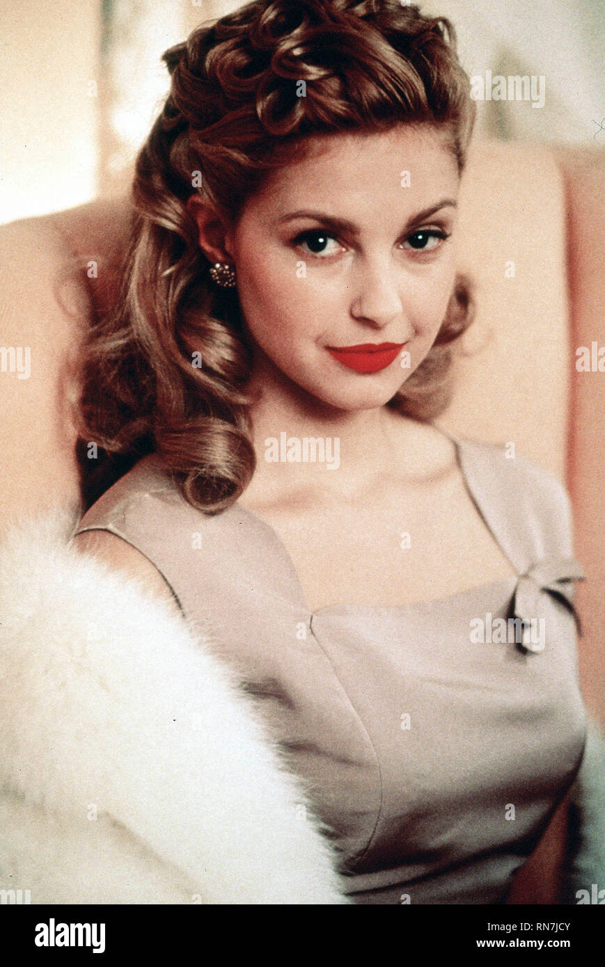 ASHLEY JUDD, NORMA JEAN and MARILYN, 1996 - Stock Image