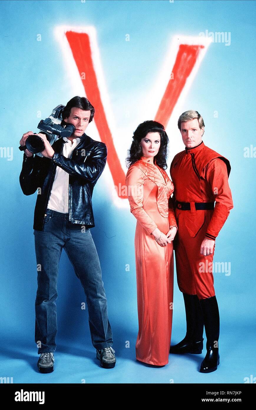 V Tv Series Jane Badler Stock Photos & V Tv Series Jane Badler Stock