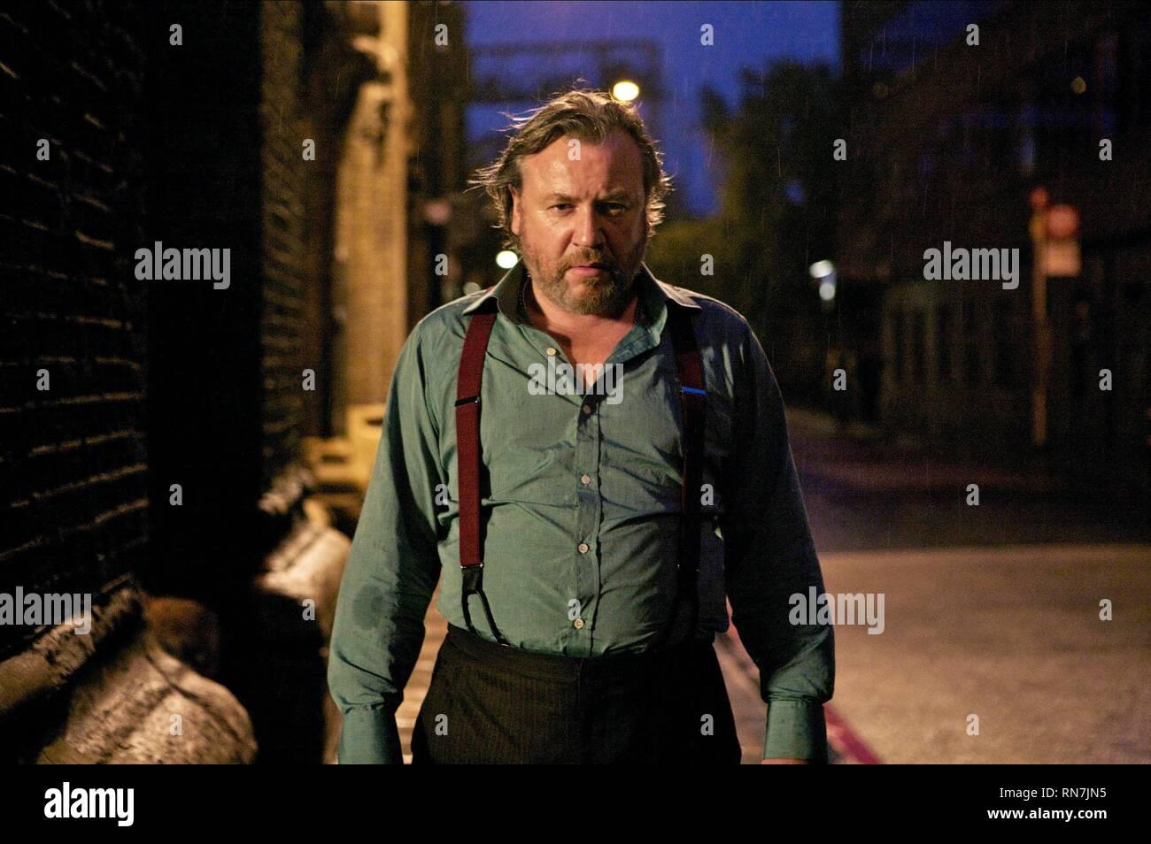 RAY WINSTONE, 44 INCH CHEST, 2009 - Stock Image