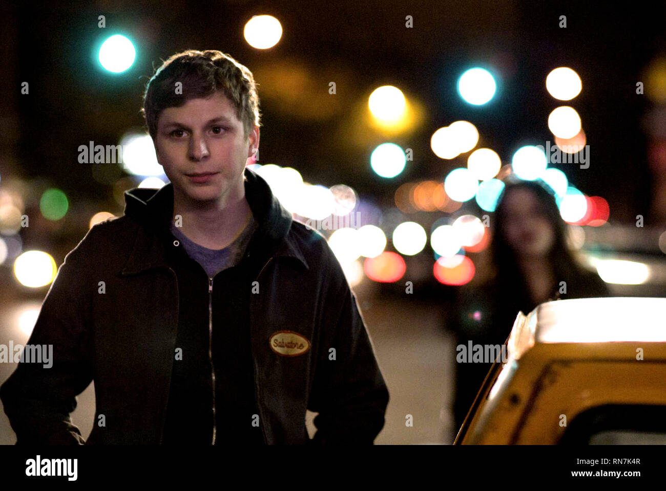 MICHAEL CERA, NICK AND NORAH'S INFINITE PLAYLIST, 2008 - Stock Image