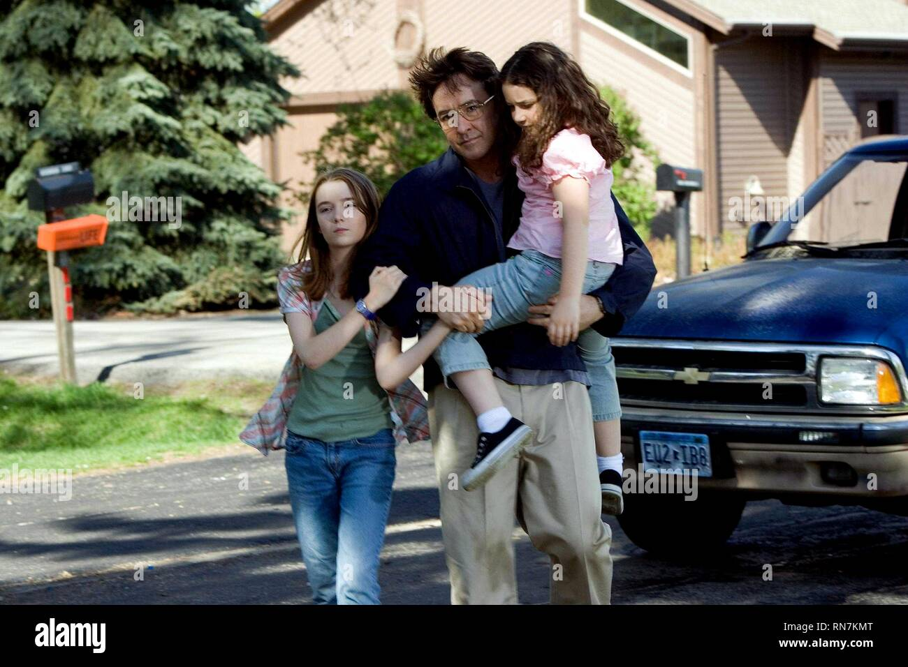 O'KEEFE,CUSACK,BEDNARCZYK, GRACE IS GONE, 2007 Stock Photo