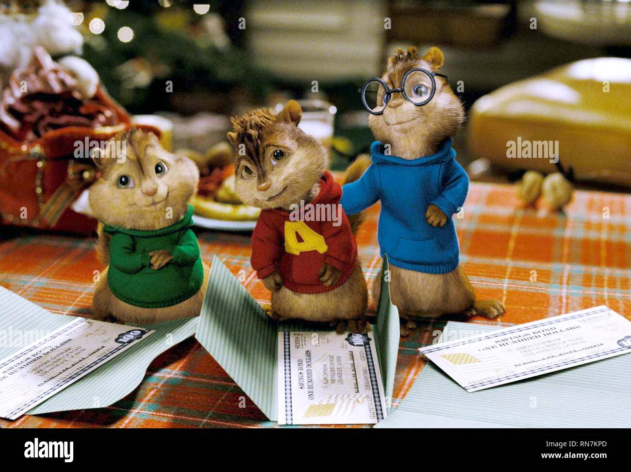 Alvin Simon Theodore Alvin Chipmunks High Resolution Stock Photography And Images Alamy