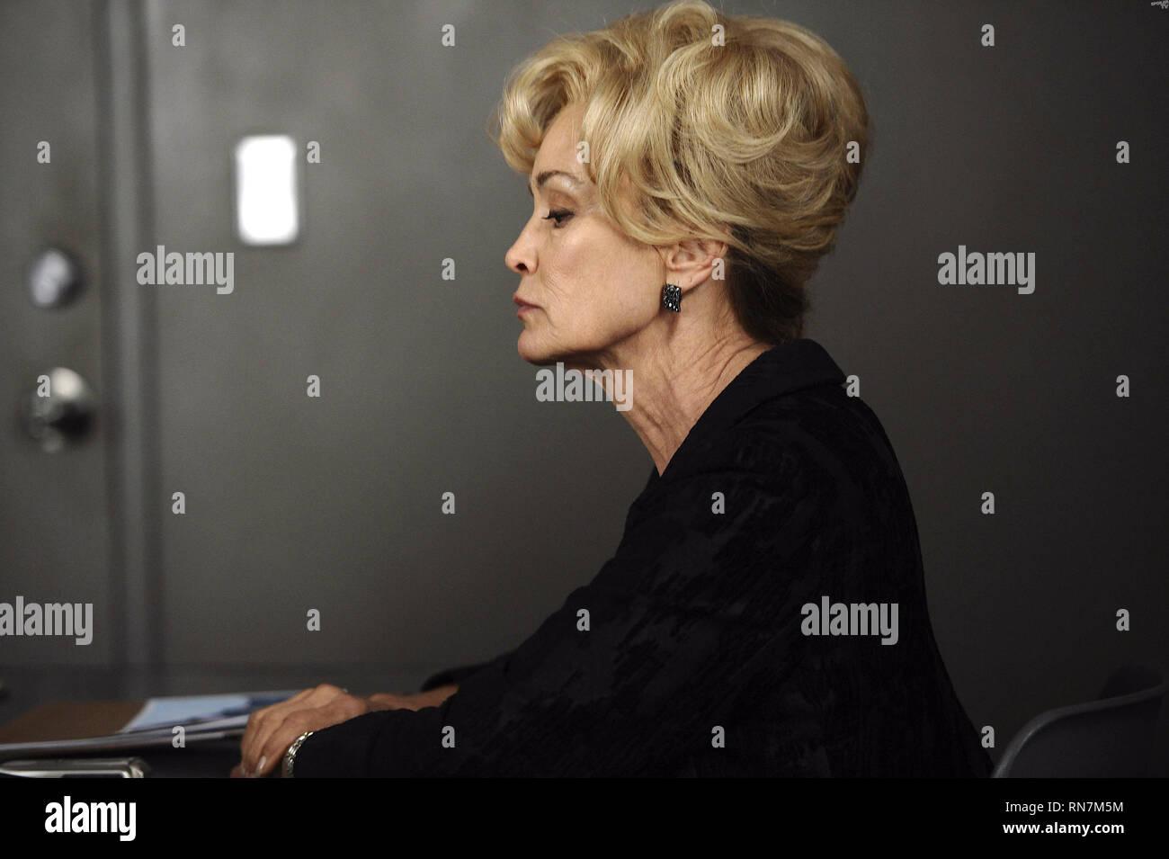 JESSICA LANGE, AMERICAN HORROR STORY, 2011 - Stock Image