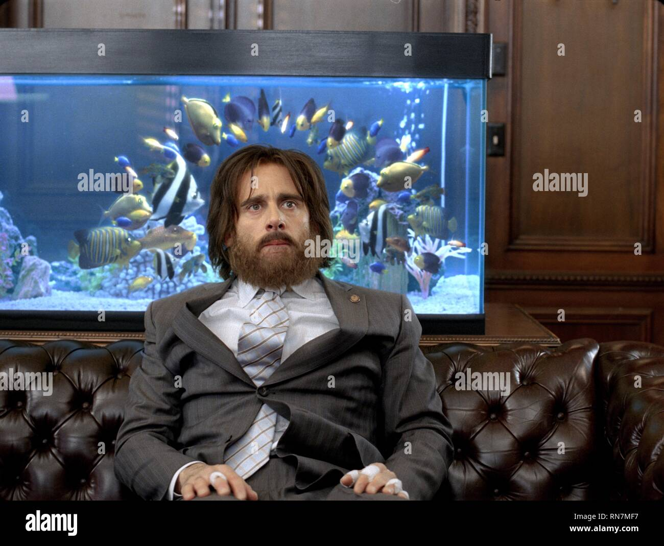 STEVE CARELL, EVAN ALMIGHTY, 2007 - Stock Image