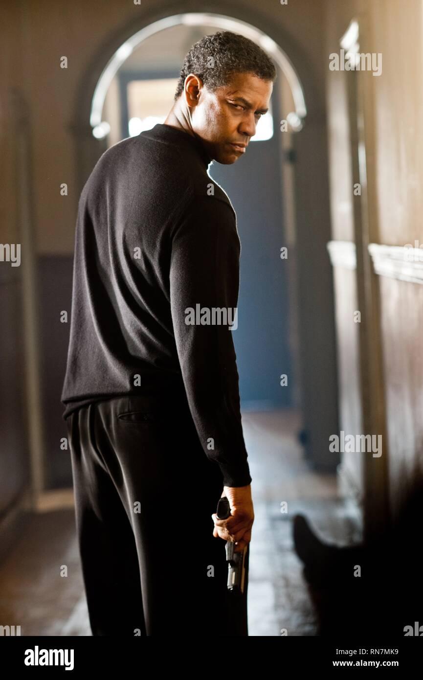Denzel Washington Safe House 2012 Stock Photo Alamy