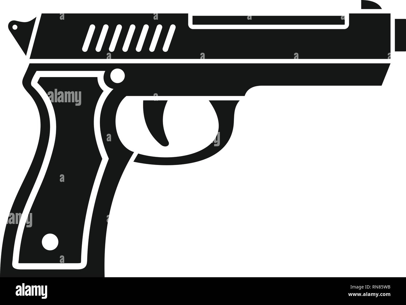 police pistol icon simple illustration of police pistol vector icon for web design isolated on white background stock vector image art alamy https www alamy com police pistol icon simple illustration of police pistol vector icon for web design isolated on white background image236822807 html