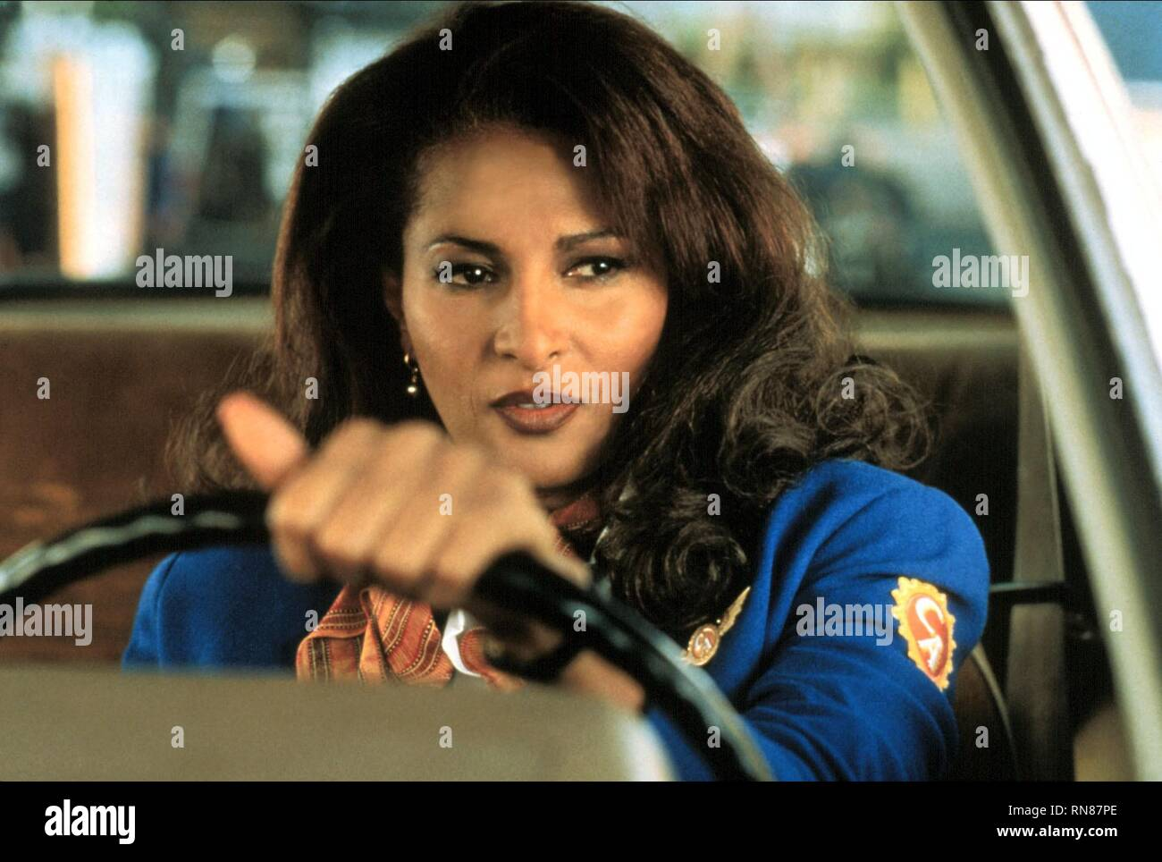 JACKIE BROWN, PAM GRIER, 1997 - Stock Image