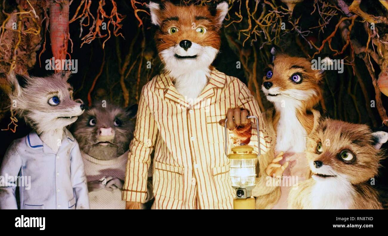 Fantastic Mr Fox High Resolution Stock Photography And Images Alamy