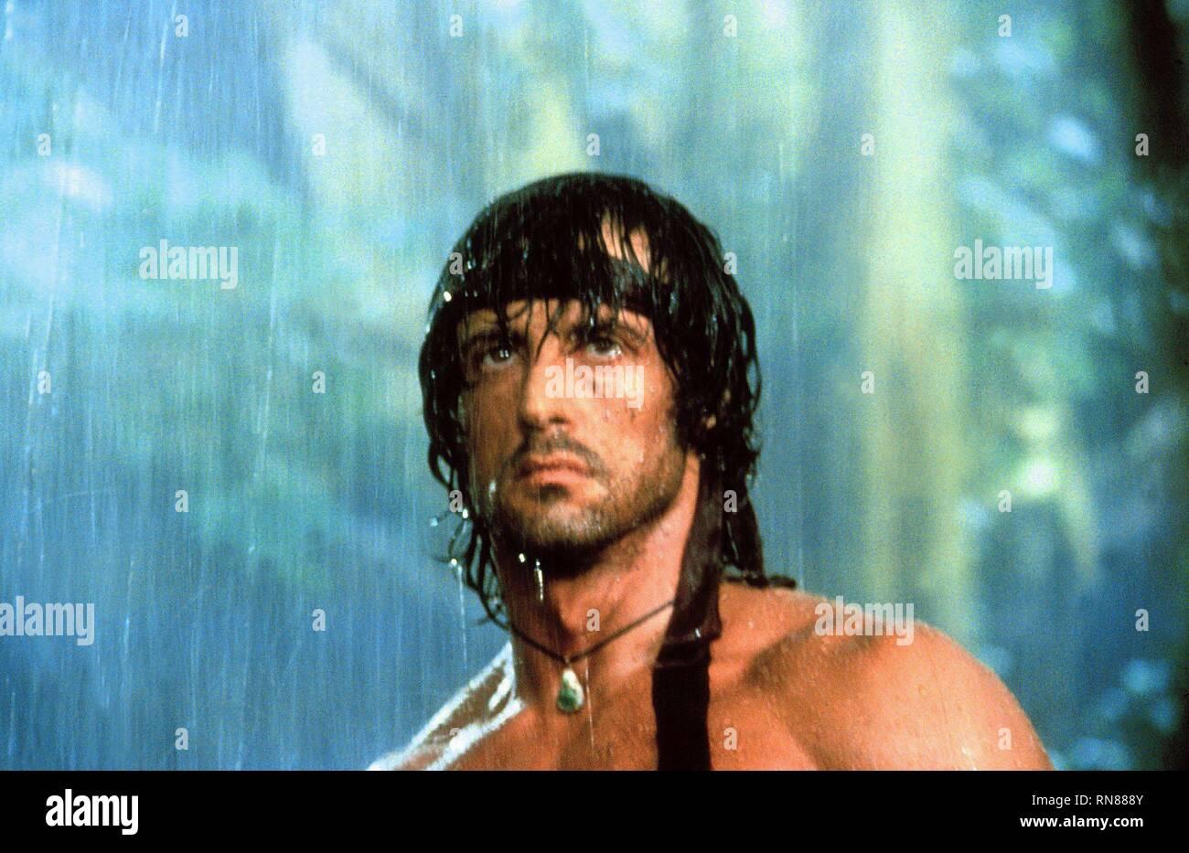 Rambo Film Still Stock Photos & Rambo Film Still Stock