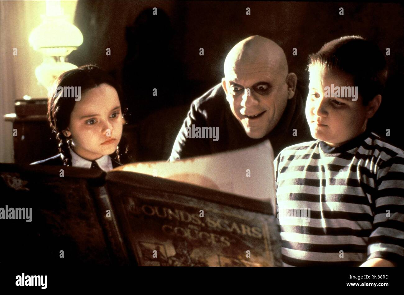 Pugsley The Addams Family High Resolution Stock Photography And Images Alamy