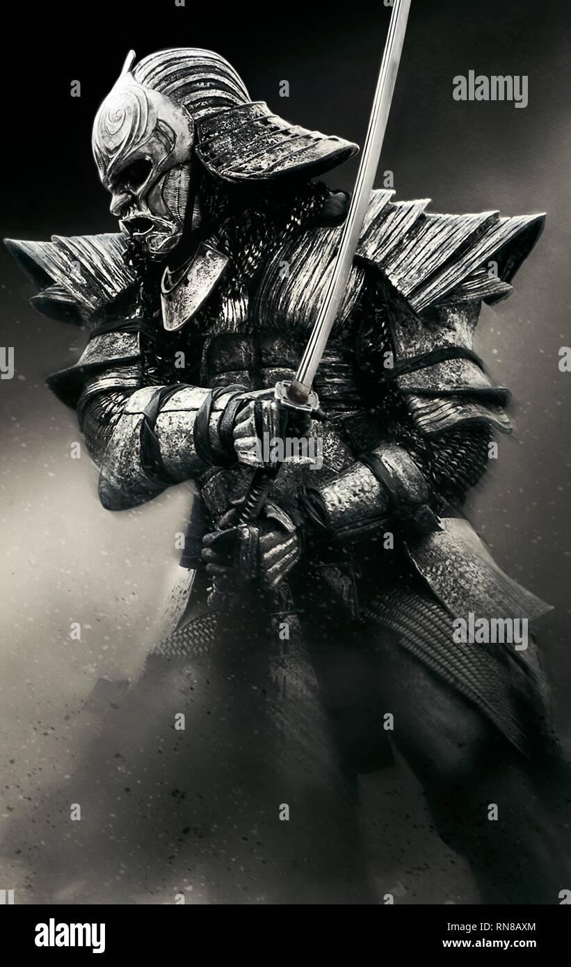 SAMURAI, 47 RONIN, 2013 - Stock Image