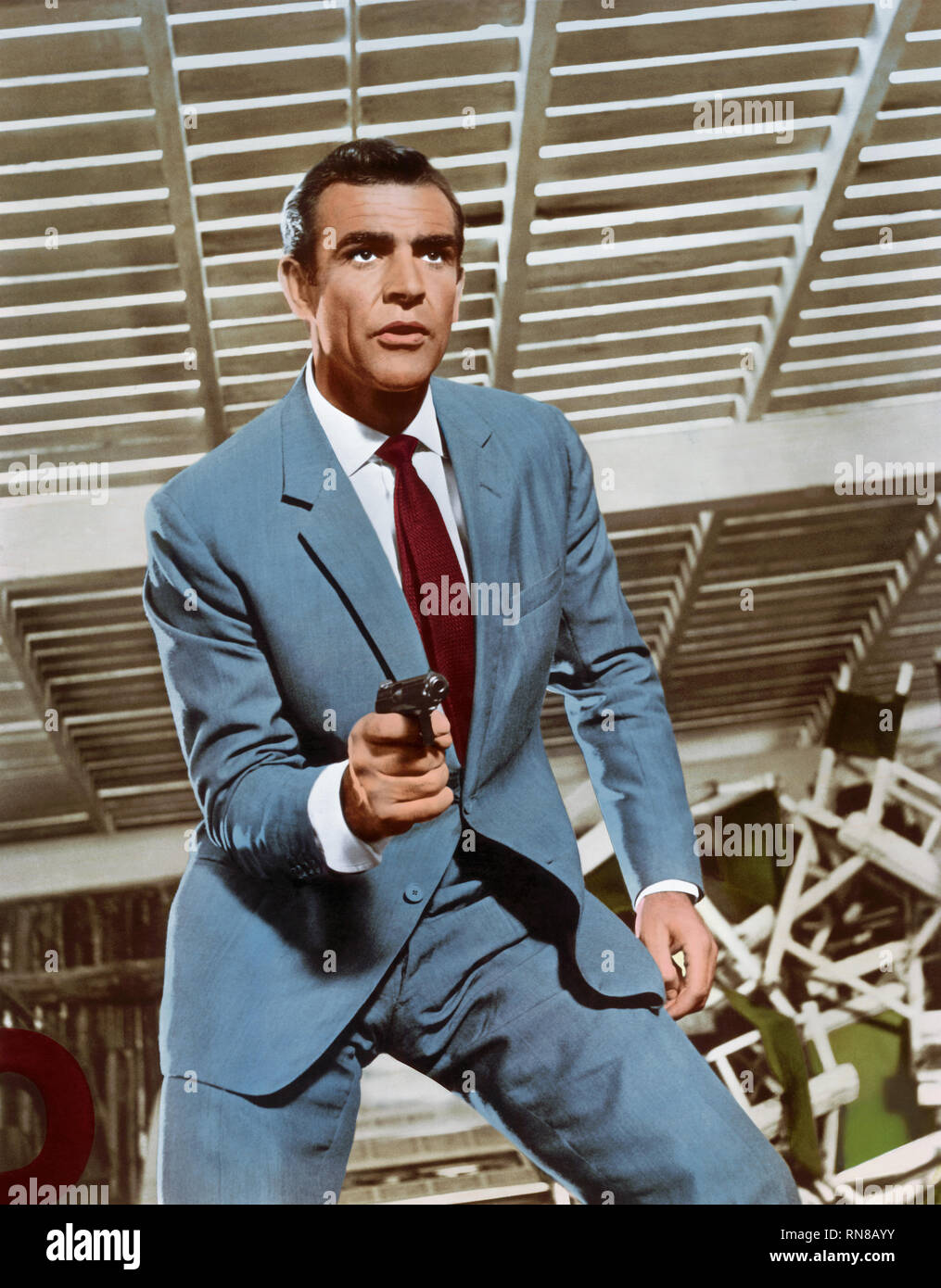 Sean Connery Dr No 1962 Stock Photo Alamy