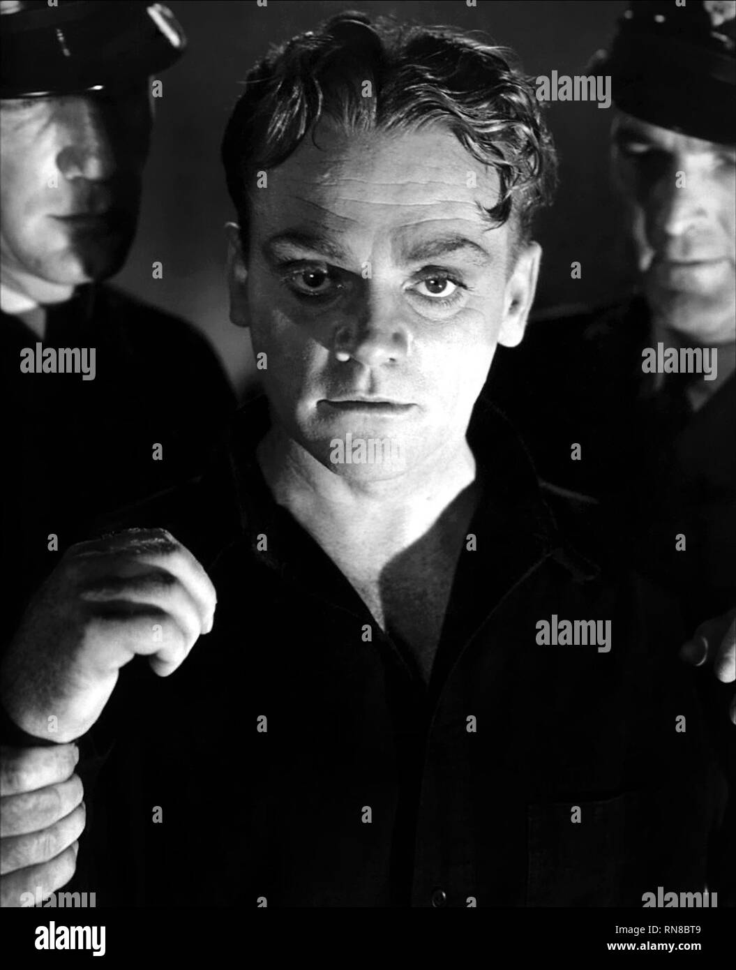 JAMES CAGNEY, ANGELS WITH DIRTY FACES, 1938 Stock Photo