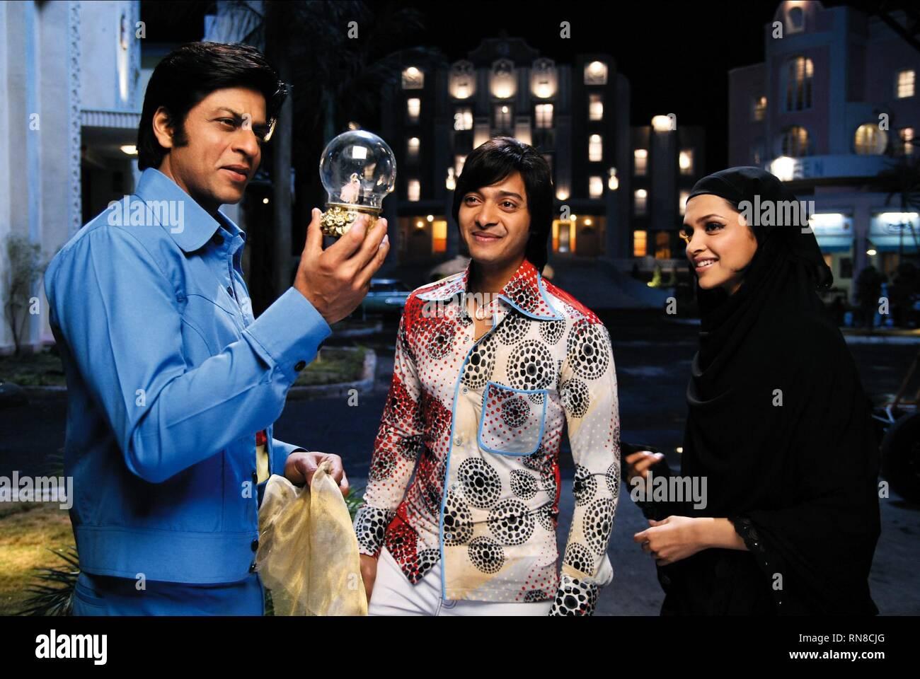SHAHRUKH KHAN, OM SHANTI OM, 2007 - Stock Image