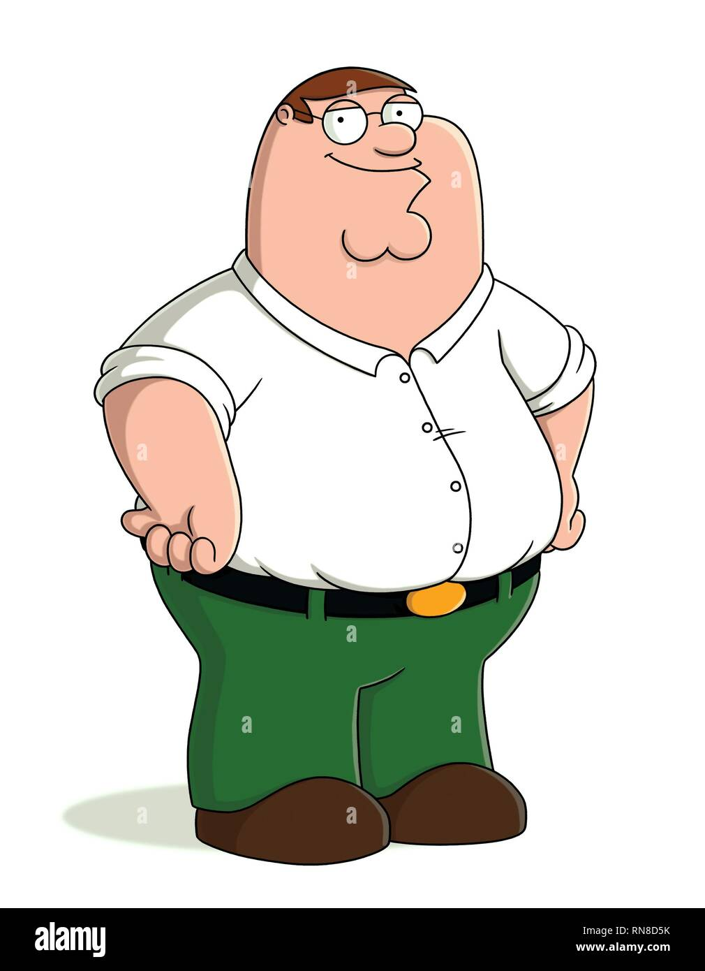 FAMILY GUY, PETER GRIFFIN, 1999 - Stock Image