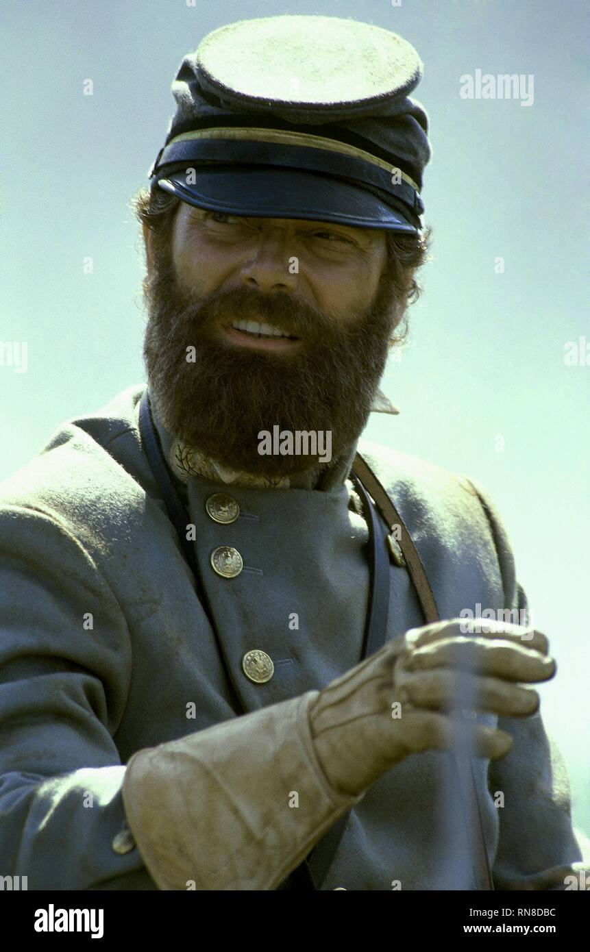 STEPHEN LANG, GODS AND GENERALS, 2003 - Stock Image