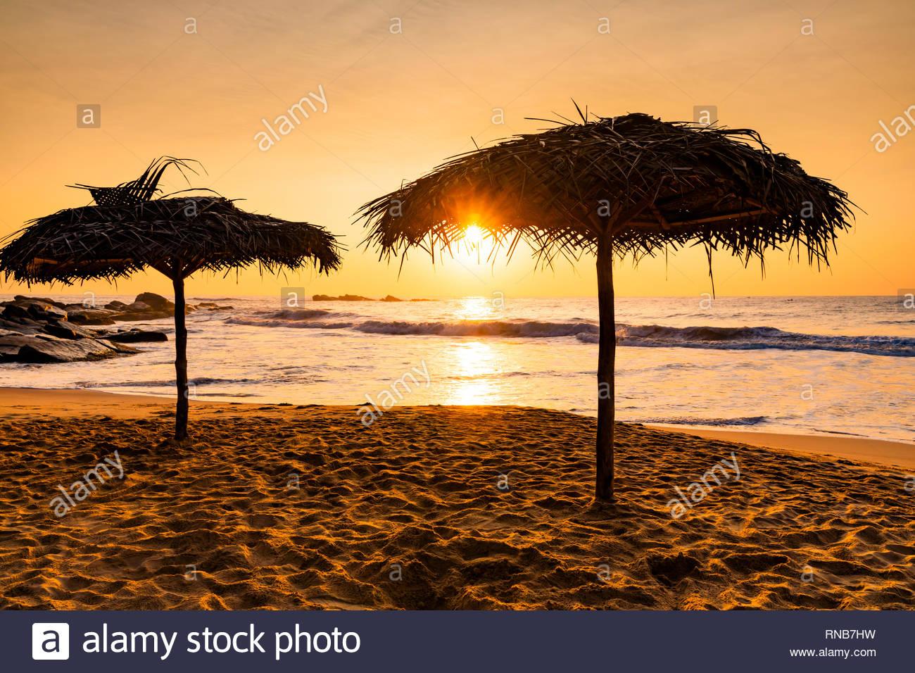 9ae2acc2f5 Two Beach Umbrellas Stock Photos & Two Beach Umbrellas Stock Images ...