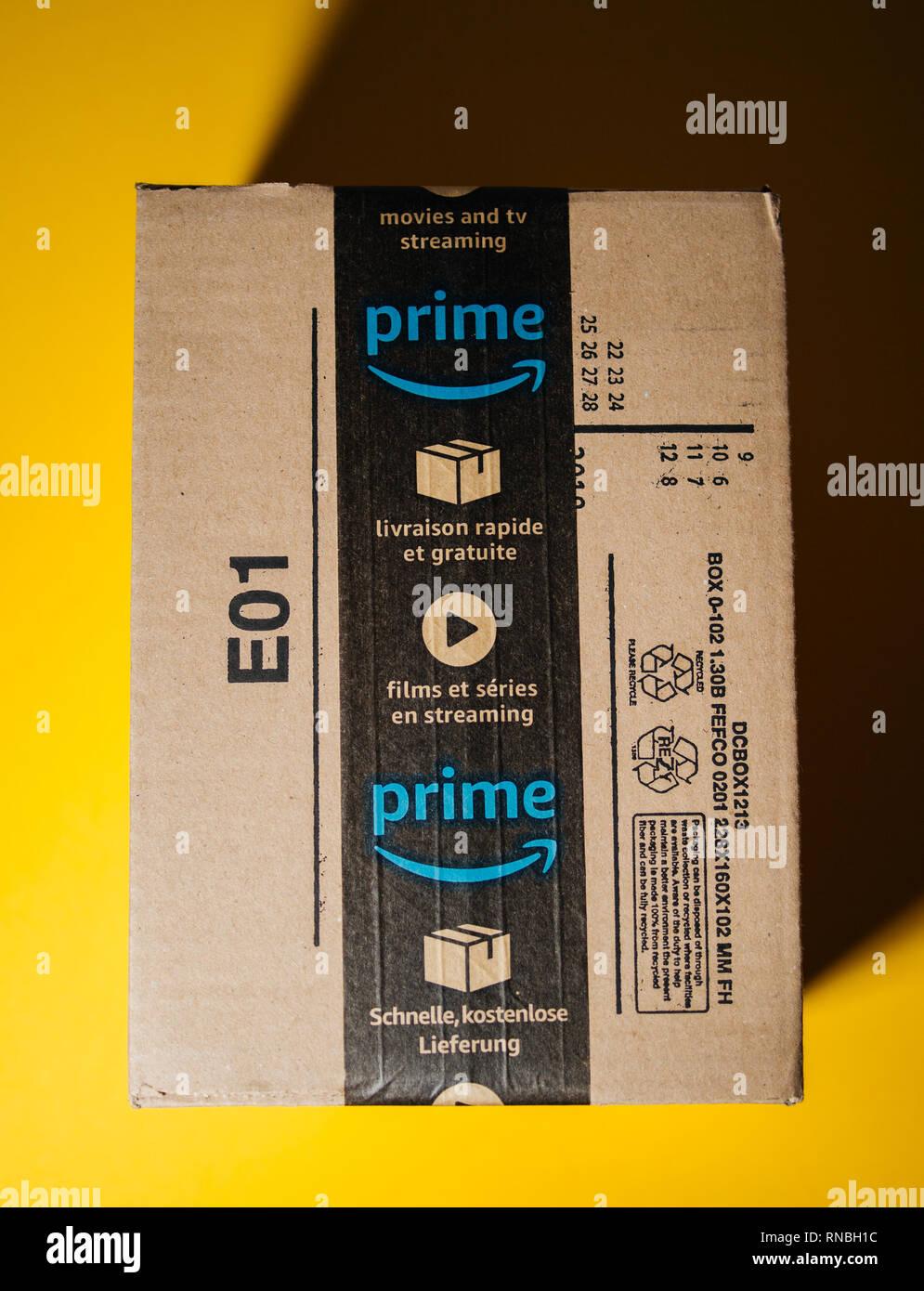 7dd6e4e70411a Amazon Tape Stock Photos & Amazon Tape Stock Images - Alamy