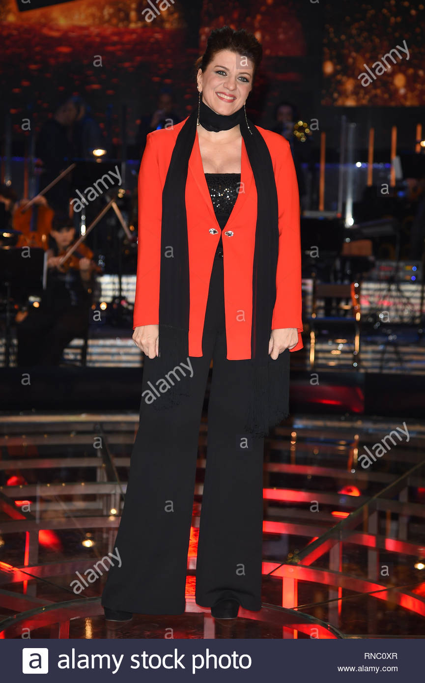 Barbara Cola Milano, 30-01-2019 Stock Photo - Alamy