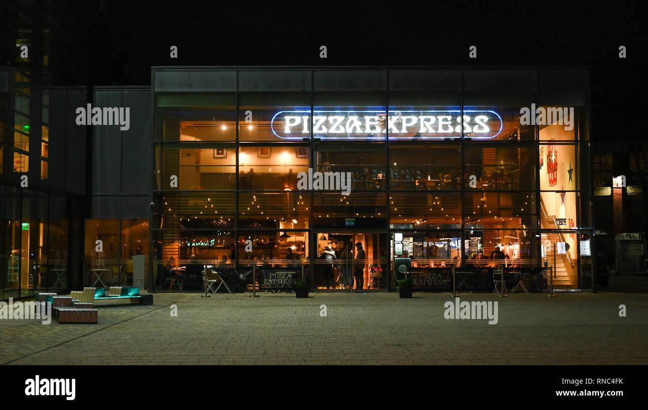Pizza Express Uk Stock Photos Pizza Express Uk Stock