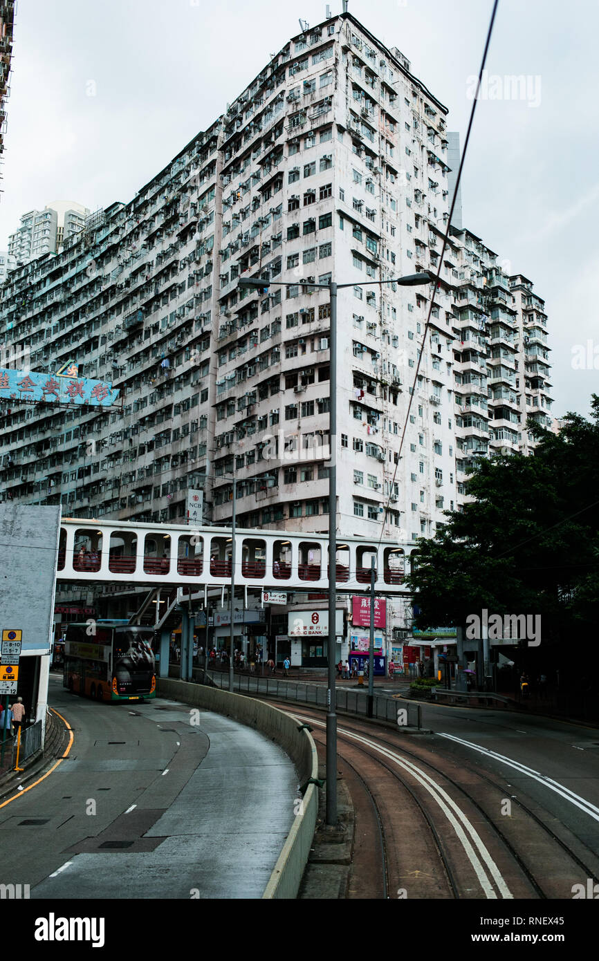 Hong Kong - Stock Image
