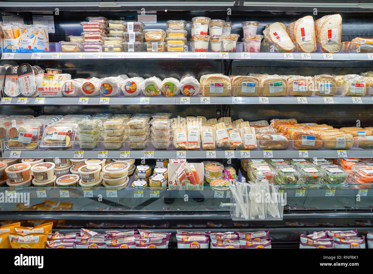 Inside Walgreens Store High Resolution Stock Photography And