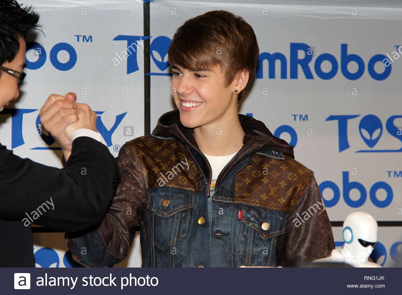 Las Vegas, NV - Teenage pop star Justin Bieber was in Las Vegas this  afternoon