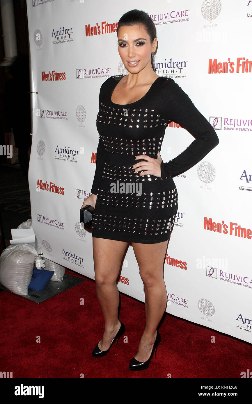 New York, USA. 08 Nov, 2010. Kim Kardashian at The Monday, Nov 8, 2010 Release Of Amidren By Scott Disick at The Chelsea Room in New York, USA. Credit: Steve Mack/S.D. Mack Pictures/Alamy Stock Photo