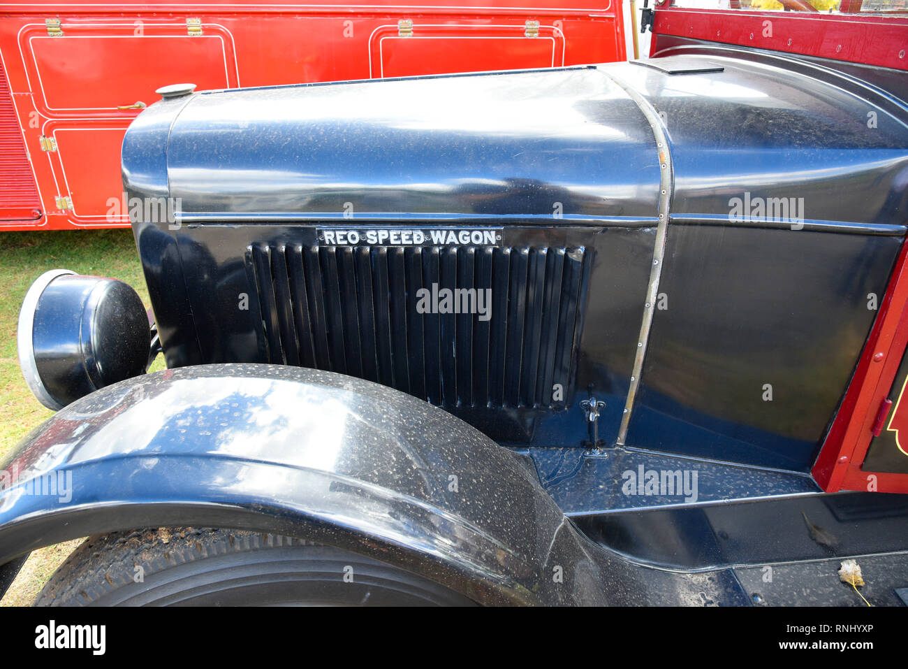 Reo Truck Stock Photos & Reo Truck Stock Images - Alamy
