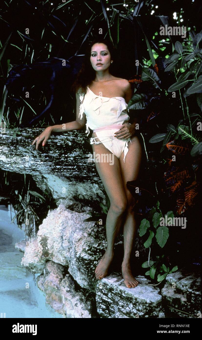 NEVER SAY NEVER AGAIN, BARBARA CARRERA, 1983 - Stock Image