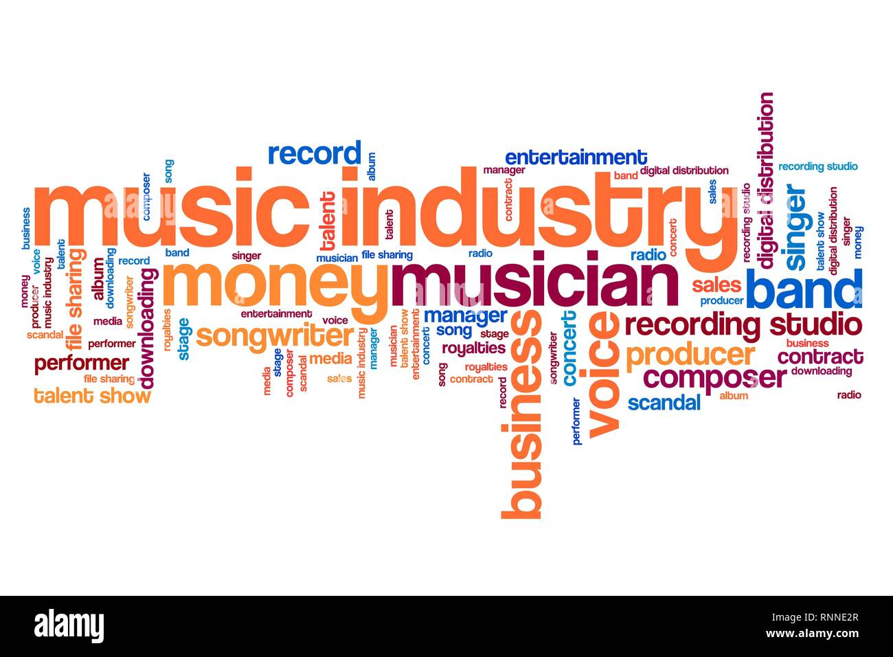 music industry issues 2019