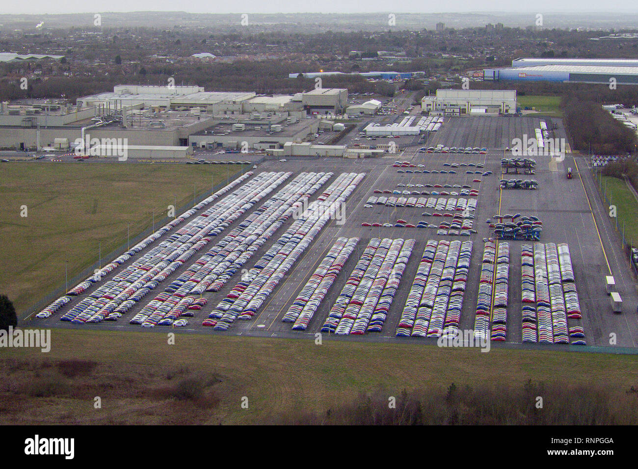 Swindon Aerial High Resolution Stock Photography And Images Alamy