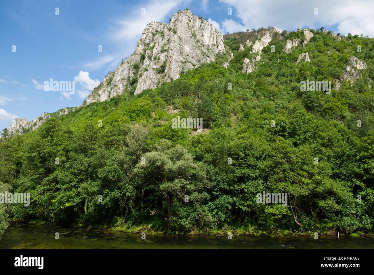 Matka Gorge, Macedonia - Stock Image