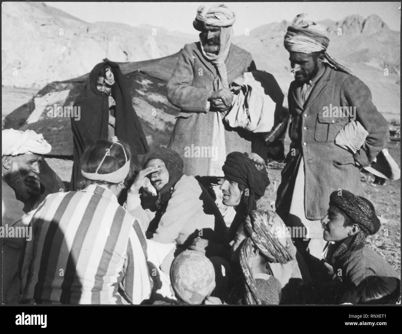 CH-NB - Afghanistan, Bamiyan, Bamyan (Bamian)- Menschen - Annemarie Schwarzenbach - SLA-Schwarzenbach-A-5-20-184. - Stock Image