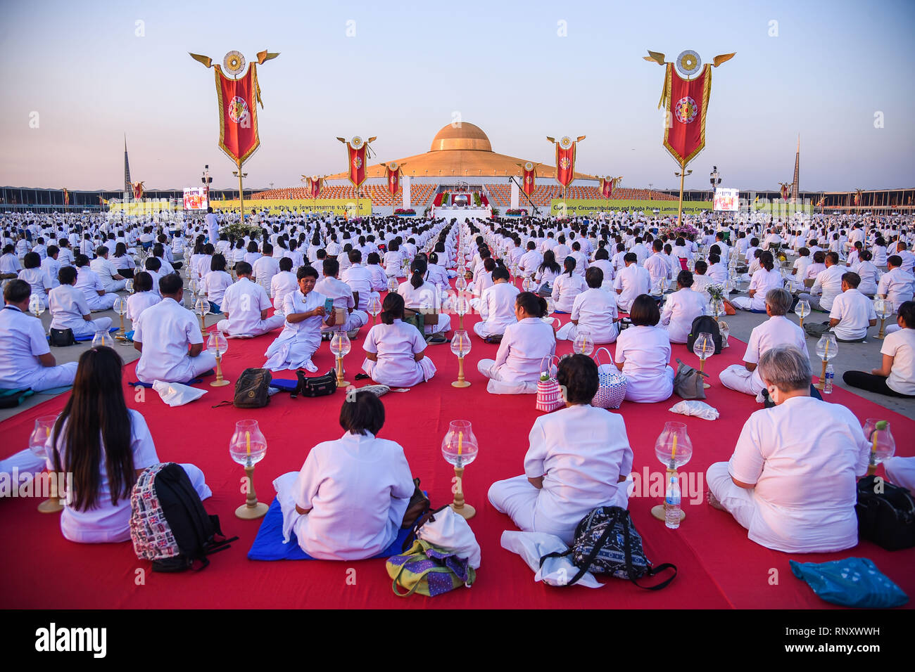 Wat Phra Dhammakaya Stock Photos Wat Phra Dhammakaya Stock Images