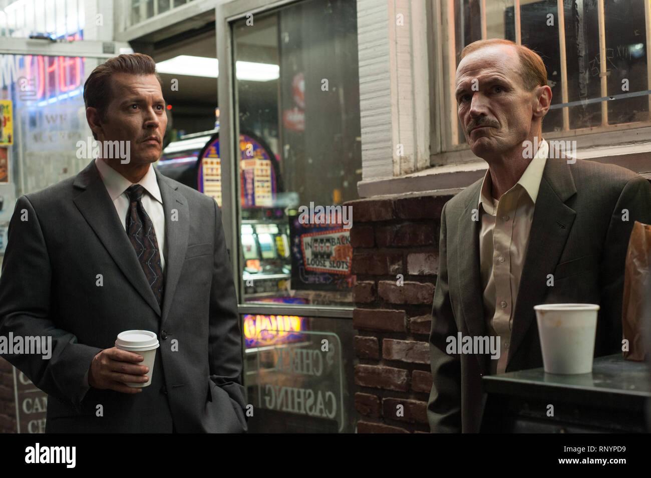 City Of Lies 2018 De Brad Furman Johnny Depp Toby Huss D