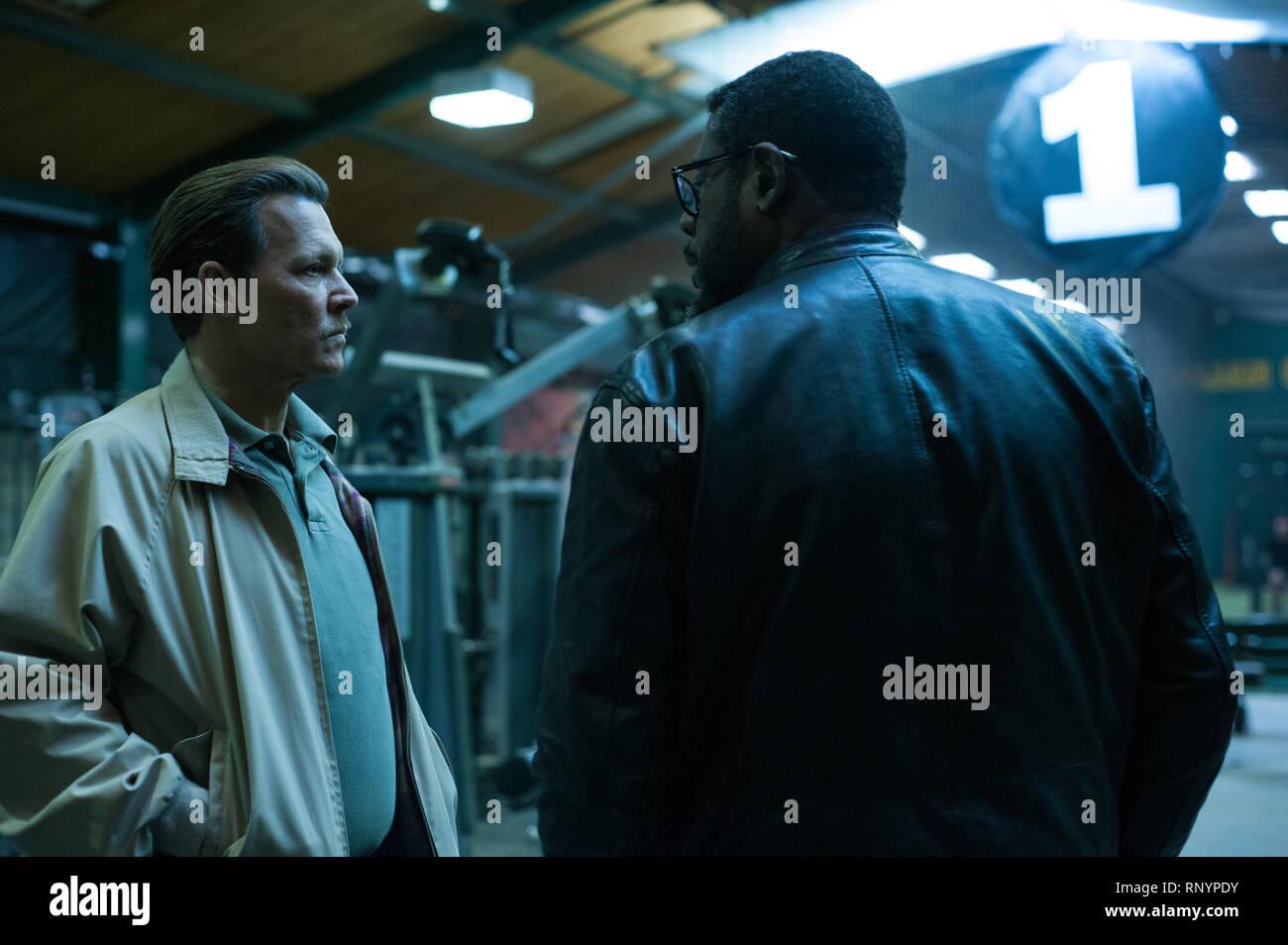 City Of Lies 2018 De Brad Furman Johnny Depp Forest Whitaker