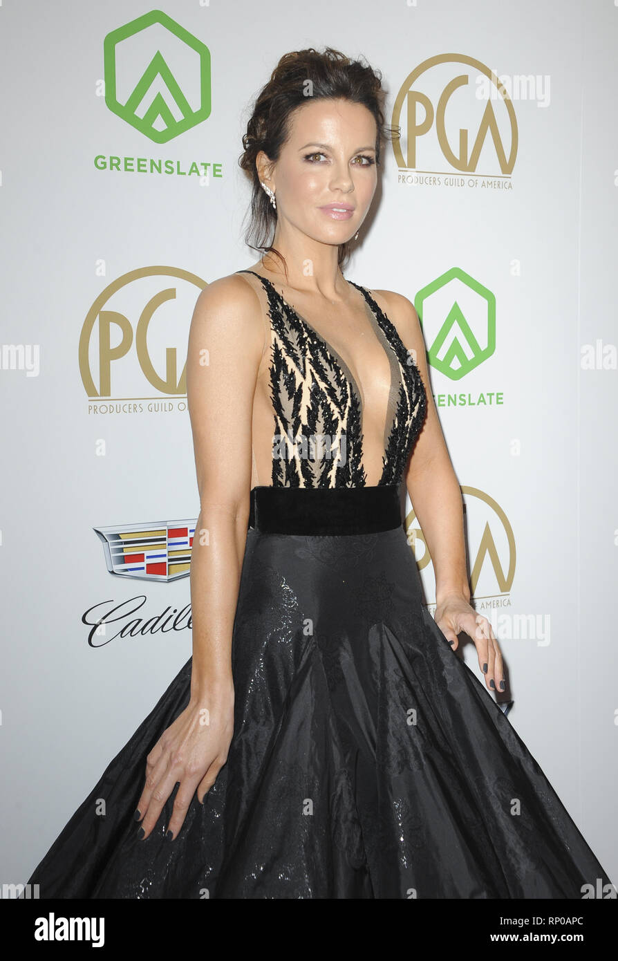 The 2019 PGA Awards Featuring: Kate Beckinsale Where: Los