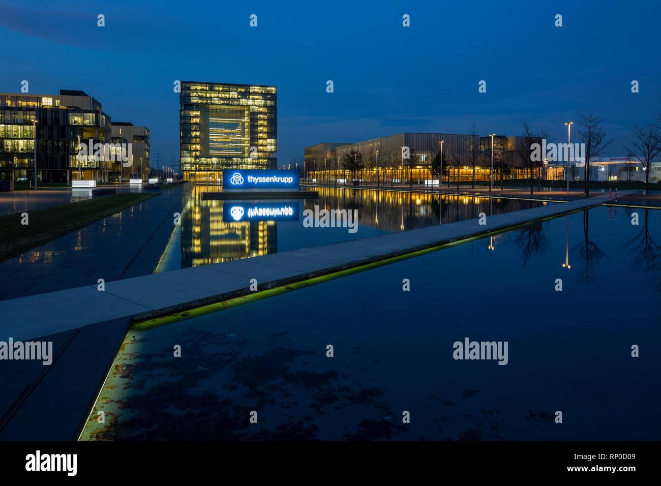 D-Essen, Ruhr area, Rhineland, North Rhine-Westphalia, NRW