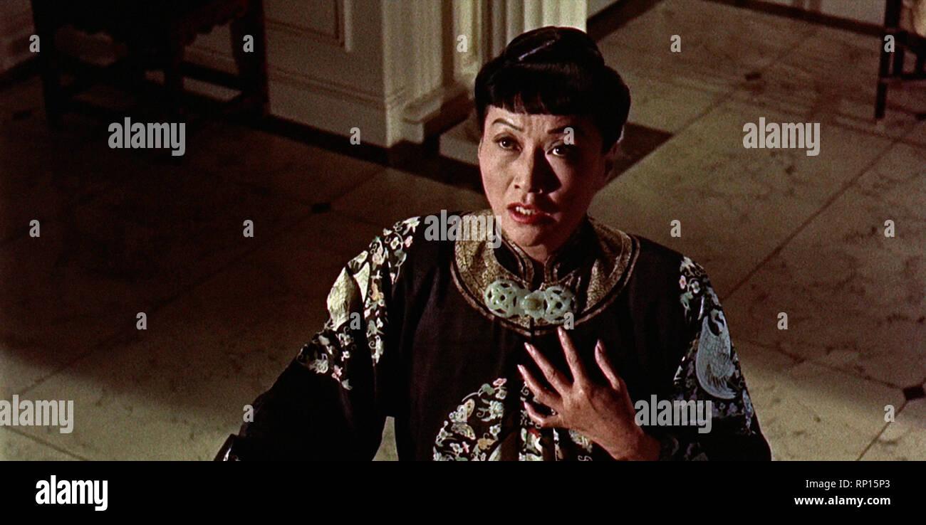 Prod DB © Ross Hunter Productions Inc. / DR MEURTRE SANS FAIRE-PART PORTRAIT IN BLACK de Michael Gordon 1960 USA Anna May Wong. d'apres la piece de Iv - Stock Image