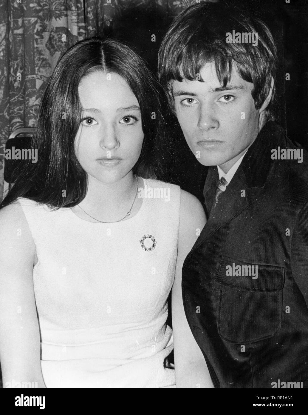 olivia hussey young