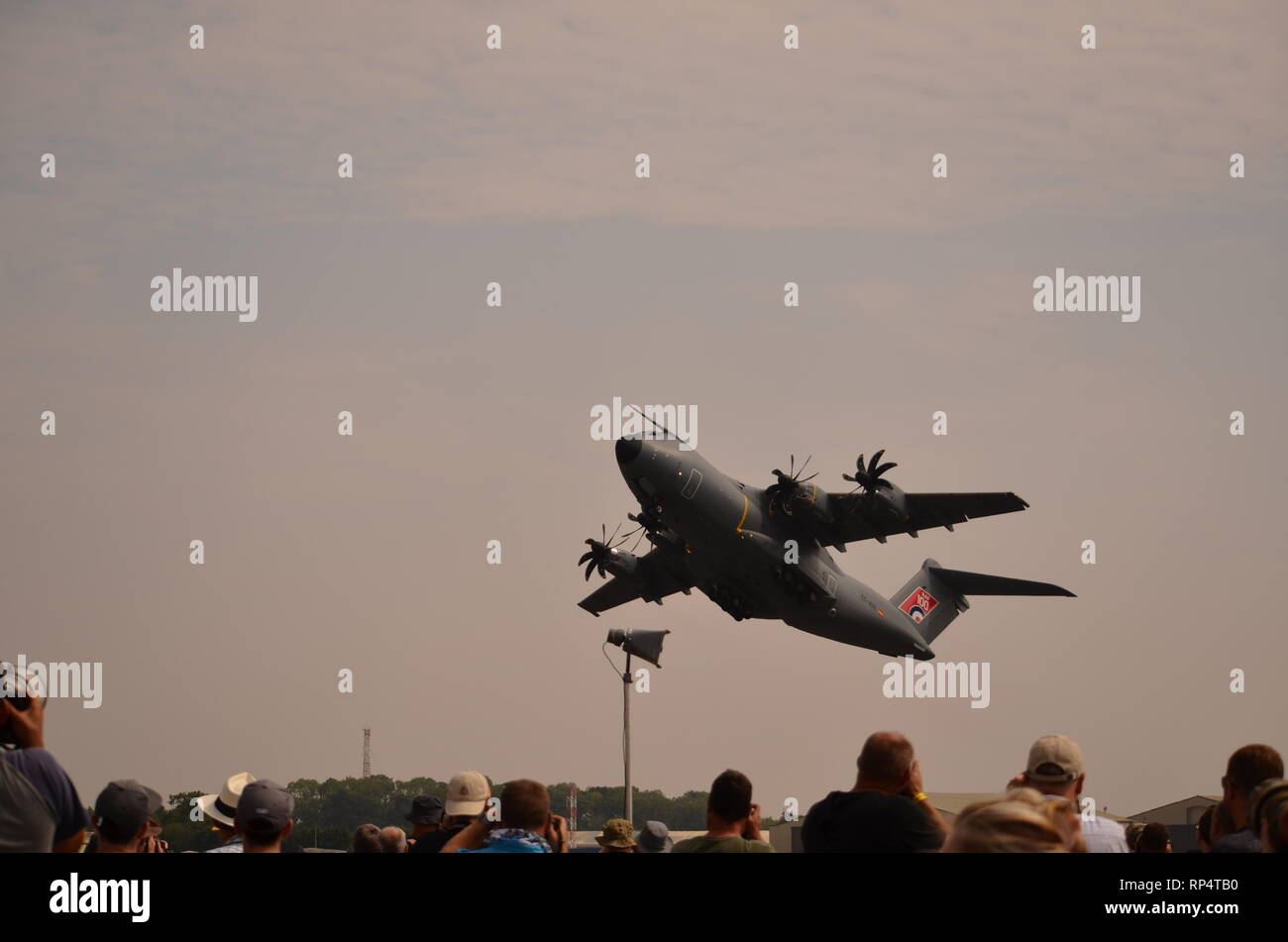 Airbus A400M Atlas, military transport aircraft Stock Photo