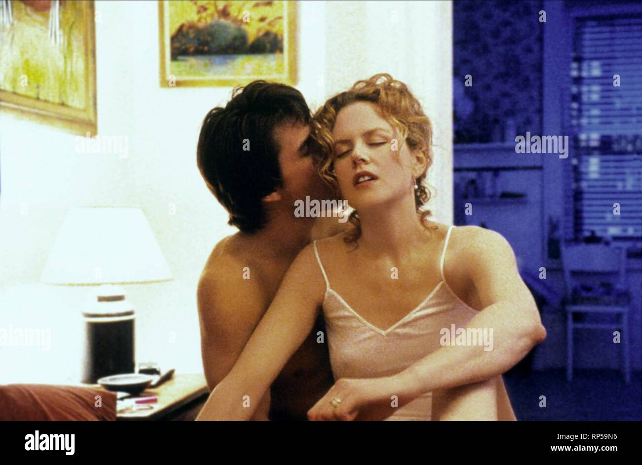 CRUISE,KIDMAN, EYES WIDE SHUT, 1999 - Stock Image