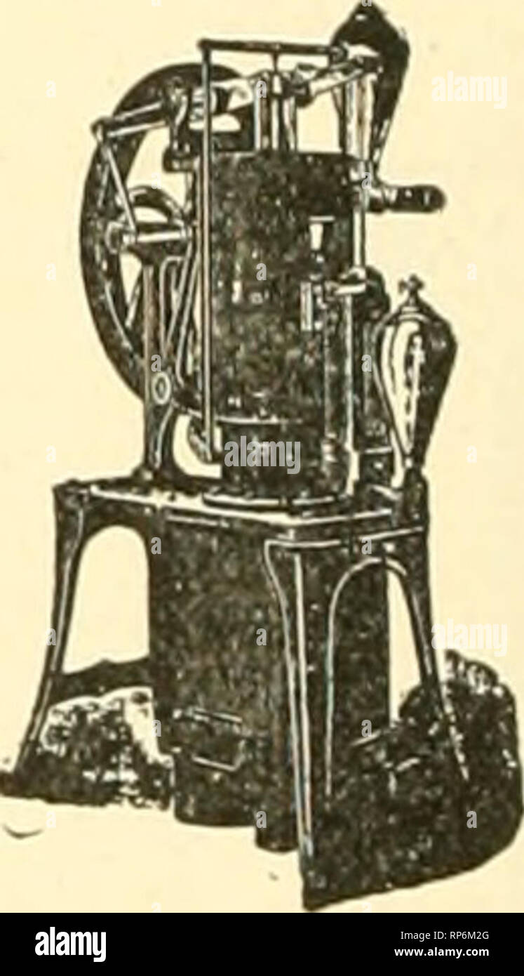 """. The American florist : a weekly journal for the trade. Floriculture; Florists. Water Every Day in the Year for Flowers and Lawns when RIDER or ERICSSON HOT AIR PUMPS (^ are used. Nearly 25,000 sold during the past twenty-five years. Send to nearest office for Catalogue """"A 3."""" RIDER-ERICSSON ENGINE CO.. 29 Cortlandt Street, Hew York. Teniente-Rey 71 239 Franklin Street, Boston. Havana Cuba ' 692 Craig- Street. Montreal, F. Q. 86 Iiake Street, Chicagro. 40 N. 7th Street, Fhiladelphia. 22 A. Fitt Street, Sidney, N. S. W. Please Mention American Florist.. Please note that these images  - Stock Image"""